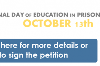 International Day of Education in Prison