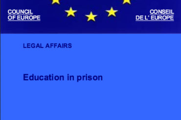 essay on prison education