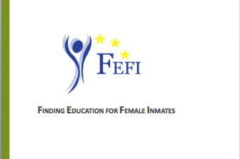 FINDING EDUCATION FOR FEMALE INMATES – Marieke De Jongh