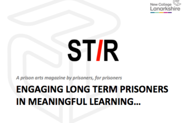 Engaging long term prisoners in meaningful learning – Kirsten Sams