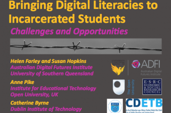 Bringing Digital Literacies to Incarcerated Students