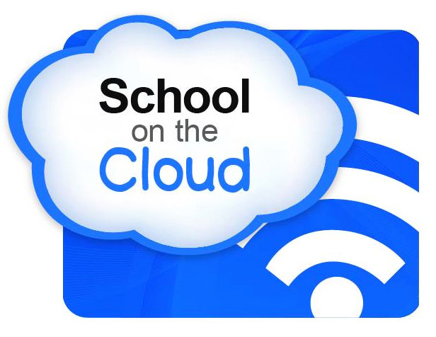 """School on the Cloud: dealing with a paradigm shift in education"""