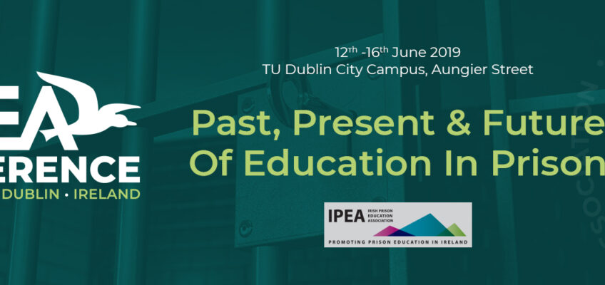 The 19th EPEA Training Conference in Dublin from 12 – 16 June 2019.
