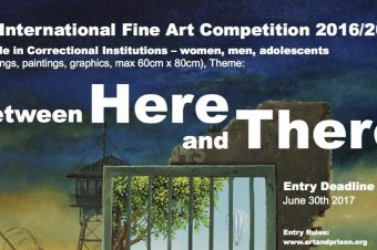 "International art competition ""Between here and there"""
