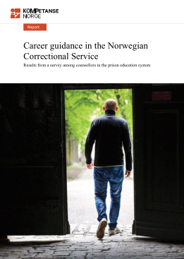 Career guidance in the Norwegian Correctional Service