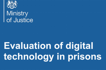The implementation of the digital technologies seems to have had a positive impact on prisoners and staff