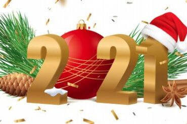 Happy 2021 to you all