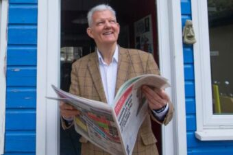 Eric McGraw obituary (1945-2021) – The founder of Inside Times